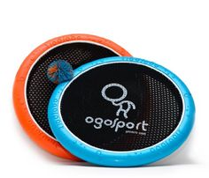 OgoSport 12 inch Mini Super Sports Disk and thousands more of the very best toys at Fat Brain Toys. Bounce into zany hand-trampoline action with OgoSport Mini Super Sports Disk! Catch and throw balls up to 150 feet! Best Outdoor Toys, Outdoor Play, Family Camping Games, Triumph Sports, Tennis, Bag Toss Game, Cornhole Set, Water Balloons, Game Sales
