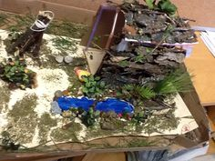 Iroquois indian longhouse project model was the addition of a turtle