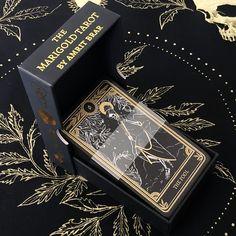 The Marigold Tarot - Classic – Amrit BrarYou can find Tarot decks and more on our website.The Marigold Tarot - Classic – Amrit Brar Tarot Card Decks, Tarot Cards, Best Tarot Decks, Celtic Cross Tarot, Linestrider Tarot, Hanged Man Tarot, Magia Elemental, The Magician Tarot, Stampin Up Karten