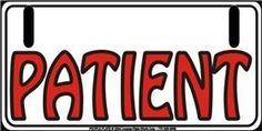 Io sono poco paziente.