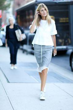 Streetstyle: New York Fashion Week SS16 (del 2)   ELLE