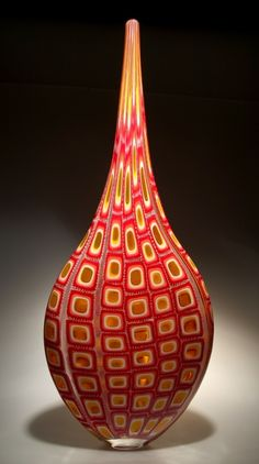 David Patchen Glass 6 David Patchen is an American glass artist born and raised in New York, now he resides in San Francisco. David's work is known for its intense colours, intricate detail and meticulous craftsmanship