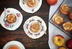 Apple chai tea cake