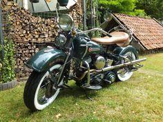 Online veilinghuis Catawiki: Harley-Davidson Liberator WLC - 1942