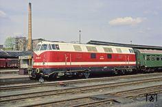 Bahnhof Zittau in der DDR