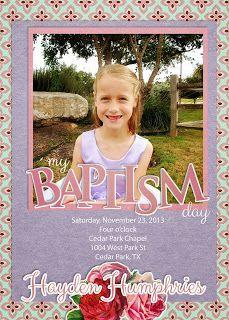 Primary baptism ideas holyghost on pinterest baptisms baptism