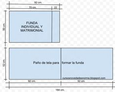 Aprende a hacer EDREDONES o CUBRE CAMA (con vídeo incluido) - CURSO DE COSTURA Baby Sheets, Ribbon Crafts, Diy Pillows, Fashion Sewing, 3d Fashion, Couture, Bed Spreads, Embroidery Patterns, Bar Chart