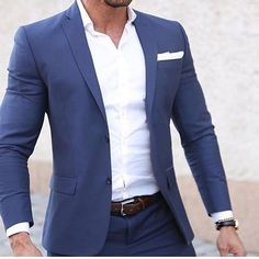 "5,947 Likes, 26 Comments - Modern Street Style & Muscles (@streetstylemuscle) on Instagram: ""Lovely blazer """