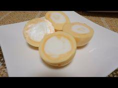 El método para invertir así el color de los huevos (VÍDEO, GIFS)
