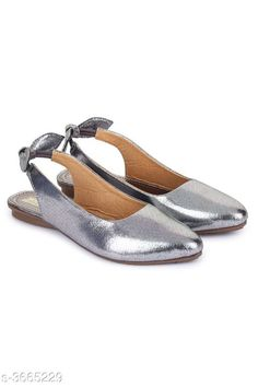 Checkout this latest Bellies & Ballerinas Product Name: *Trendy Women's Bellies* Sizes:  IND-3, IND-4, IND-8 Easy Returns Available In Case Of Any Issue   Catalog Rating: ★4 (507)  Catalog Name: Stylish Trendy Women's Bellies Vol 16 CatalogID_511373 C75-SC1068 Code: 562-3665229-999