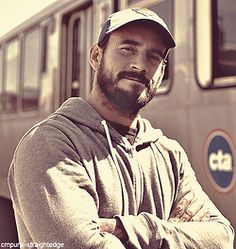 CM Punk: He's just yummy.....