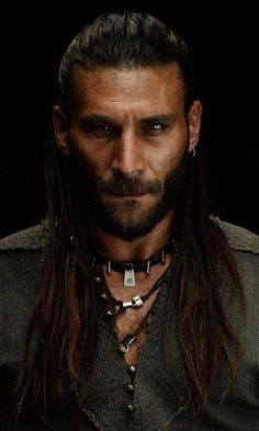 Zach McGowan as Vane--Black Sails season 3 trailer
