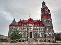 Little Rock - Pulaski County Courthouse