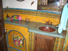 Mexican Decoration On Pinterest Mexican Kitchens Hacienda Style And