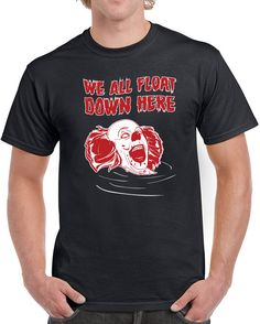 Hey, I found this really awesome Etsy listing at https://www.etsy.com/listing/224925277/well-all-float-down-here-pennywise-scary
