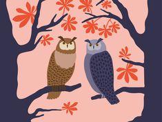 Grands-ducs Illustration, Rooster, Lisa, Animals, Frames, Animaux, Illustrations, Animal, Animales