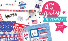 Enter Blitsy's 4th of July Giveaway!