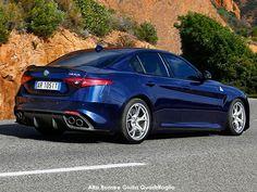 Alfa Romeo Giulia and Giulia Super – full range of Alfa's new sedan released