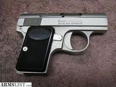 22 Pistol, Pocket Pistol, Tactical Survival, Cool Tools, Self Defense, Firearms, Hand Guns, Weapons, Cartouches