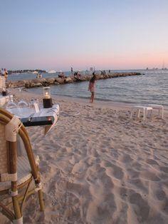 Juan les Pins plages
