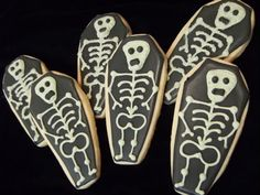 http://bakeat350.blogspot.com/2009/10/creepy-coffin-cookies.html