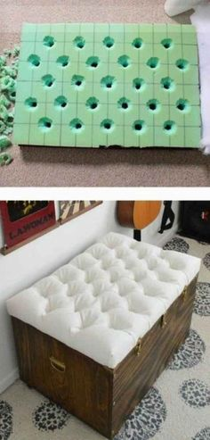 Dicas de banquinhos artesanais para ter em casa