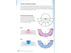 Pop up design and paper mechanics