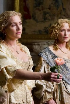 """Check out the official trailer for the romantic period drama """"A Little Chaos"""" starring Kate Winslet, Alan Rickman, and Stanley Tucci here! Alan Rickman, Kate Winslet, Jane Austen, Elizabeth Gaskell, Elizabeth Bennet, Charlotte Bronte, Period Movies, Period Dramas, Period Costumes"""