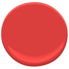 Bulls Eye Red
