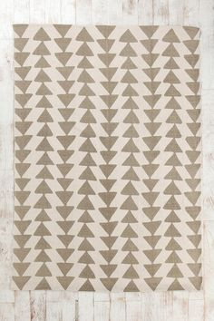 Magical Thinking Arrowhead Rug  #UrbanOutfitters