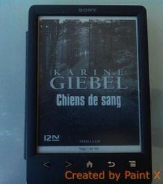 Chiens de sang - Karine GIEBEL http://alexmotamots.fr/?p=2121