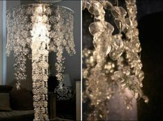 Pinterest: 15 increíbles lámparas hechas con objetos insólitos