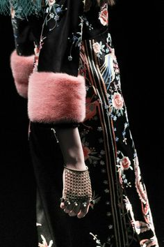 "Fashion-haute-couture: ""Gucci Fall 2016 Ready-to-wear collection"""