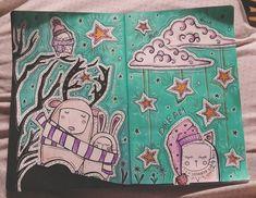 Wreck this journal Dream Animals #wtj