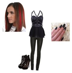"""""""Spia"""" by kilary on Polyvore featuring moda"""