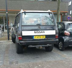 Nissan Patrol / 8-5-1981