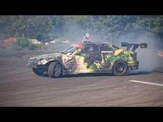 Mistrovství Evropy v driftech - DRIFT GRAND PRIX  Kopřivnice