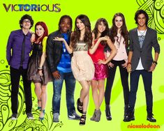 Her favorite show on Nickelodeon is Victorious