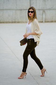 Ms Treinta - Fashion blogger - Blog de moda y tendencias by Alba.: Kimono