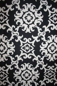 One of my favorite designs.  Classic baroque styling.  Wouldn't this look awesome covering your ugly pet door?!