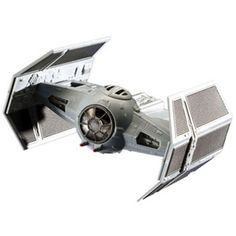 Star Wars Darth Vader TIE Fighter Easy Kit - Revell