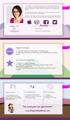 Deborah Sweeney of MyCorporation shares her top business tips at Today's Leading Women via @MyCorporation.com via @Marie Grace Berg