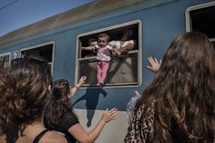 The resilience of refugees on their way to europe