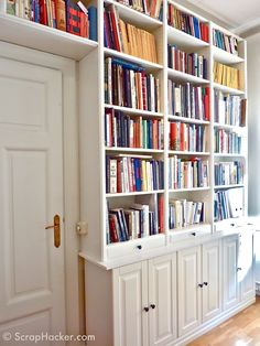 Attractive Ikea Bookshelves Combination Foxy Floor To Ceiling Bookshelves Prepossessing Equipment Integration, Excellent White Wooden Ikea Bookshelves With Glass Doors Design And Outstanding Laminated Flooring Ideas Entrancing Bookshelves Ideas Entrancing Bookshelfs Mediterranean Style