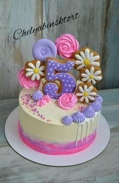 Cupcakes Ideas For Kids Birthday Cake Toppers 35 Ideas For 2019 Cake Decorating For Kids, Birthday Cake Decorating, Cool Birthday Cakes, Birthday Cake Girls, Birthday Cupcakes, Birthday Parties, Birthday Ideas, Decorating Ideas, Fondant Cupcakes