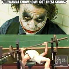 Humour.. By Gym Memes. Always good for a laugh..