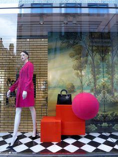 Dior, London