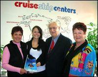 Meet the Winners - Expedia CruiseShipCenters