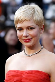 Michelle Williams pixie {hair how to}