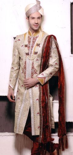 #Sherwani #Wedding #Indian #Celebration #Wear #Special #Ethnic #men #fashion